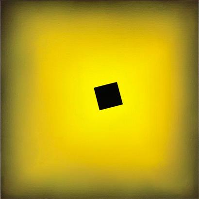 Yturralde spatium temporis limits void eclipses - Acrilico sobre lienzo ...